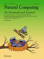 Natural Computing 4/2017