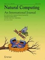 Natural Computing 1/2018
