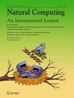 Natural Computing 4/2018