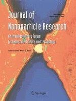Journal of Nanoparticle Research 1/2008