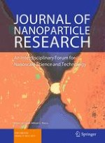 Journal of Nanoparticle Research 4/2013