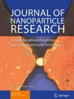 Journal of Nanoparticle Research 6/2019