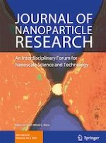 Journal of Nanoparticle Research 2/2020