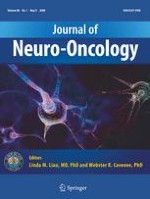 Journal of Neuro-Oncology 1/2008