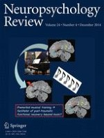 Neuropsychology Review 4/2014