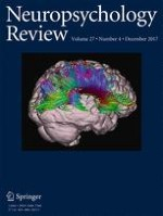 Neuropsychology Review 4/2017