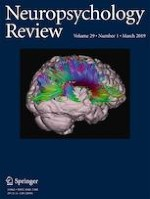 Neuropsychology Review 1/2019