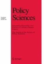 Policy Sciences 4/2015