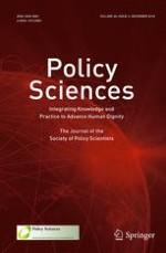 Policy Sciences 4/2016