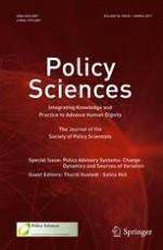 Policy Sciences 1/2017