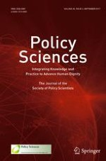 Policy Sciences 3/2017