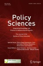 Policy Sciences 2/2018