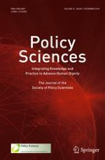 Policy Sciences 4/2018