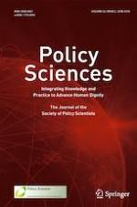 Policy Sciences 2/2019