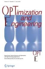Optimization and Engineering 2/2009