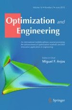 Optimization and Engineering 2/2015