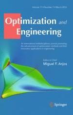 Optimization and Engineering 1/2016