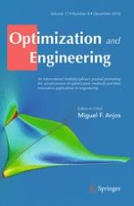 Optimization and Engineering 4/2016