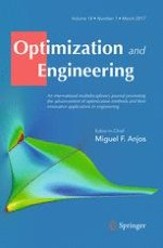 Optimization and Engineering 1/2017