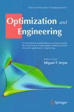 Optimization and Engineering 3/2017