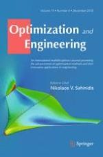 Optimization and Engineering 4/2018