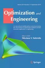 Optimization and Engineering 3/2019