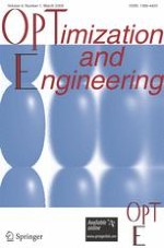 Optimization and Engineering 1/2008