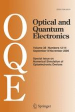 Optical and Quantum Electronics 12-14/2006
