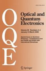 Optical and Quantum Electronics 2-4/2008