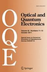 Optical and Quantum Electronics 11-13/2011