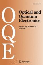 Optical and Quantum Electronics 6-7/2011