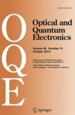 Optical and Quantum Electronics 10/2014
