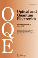Optical and Quantum Electronics 6/2015