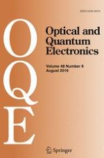 Optical and Quantum Electronics 8/2016