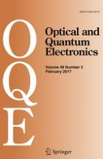 Optical and Quantum Electronics 2/2017