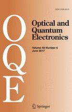 Optical and Quantum Electronics 6/2017