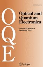 Optical and Quantum Electronics 9/2018
