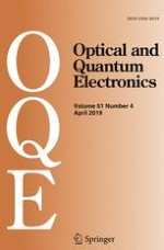 Optical and Quantum Electronics 4/2019