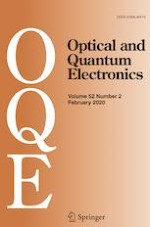 Optical and Quantum Electronics 2/2020