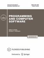 Programming and Computer Software 6/2017