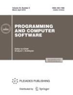 Programming and Computer Software 2/2018