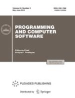 Programming and Computer Software 3/2018
