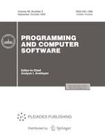 Programming and Computer Software 5/2020