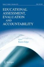 Educational Assessment, Evaluation and Accountability 4/2015