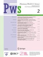 International Journal of Clinical Pharmacy 2/2006