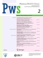 International Journal of Clinical Pharmacy 2/2010
