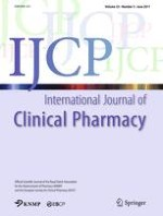International Journal of Clinical Pharmacy 3/2011