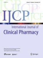 International Journal of Clinical Pharmacy 6/2011