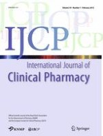 International Journal of Clinical Pharmacy 1/2012