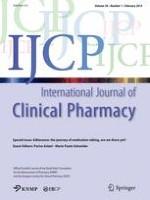 International Journal of Clinical Pharmacy 1/2014